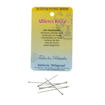 ALFILER RITUAL SIMPLE