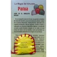 Amuleto Patua Pega
