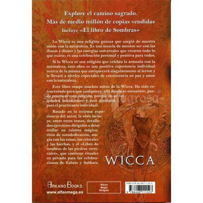 LIBRO Wicca (Una Guia Practica...) (Cunningham) (AB)2