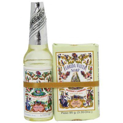 Pack Agua de Florida (70 ml) + Jabon Florida