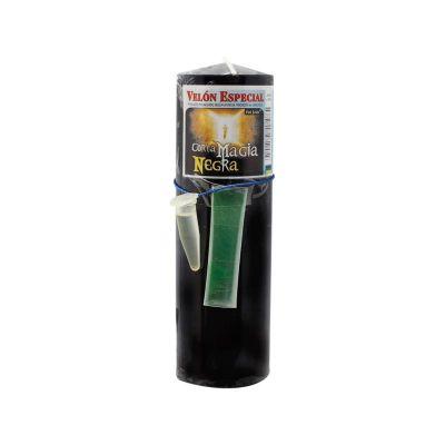 VELON COMPLETO Corta Magia Negra (Incluye Aceite + Polvo)
