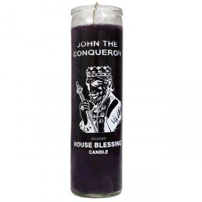 john the conqueror candle scherp