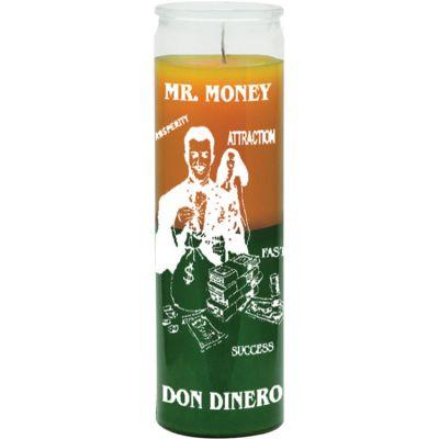 mr.money candle