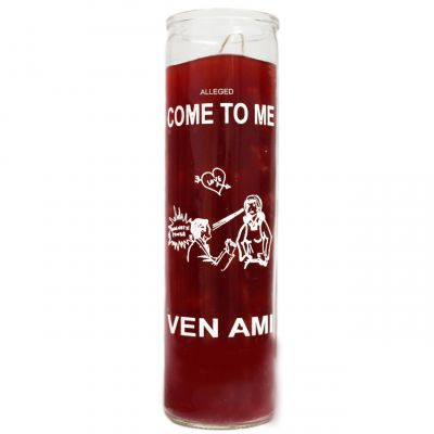ven a mi candle