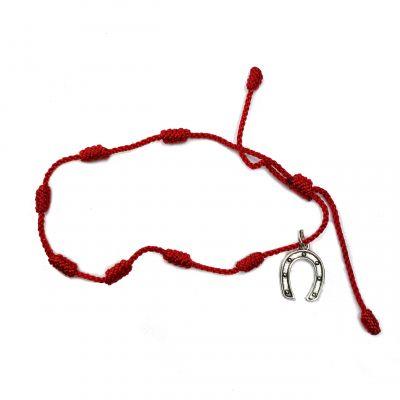 7 knots bracelet hoef
