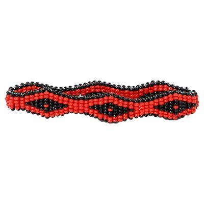 Pulsera Ilde Eleggua (elastica diseño vibora)