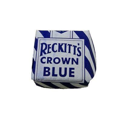 reckitt's crown blue
