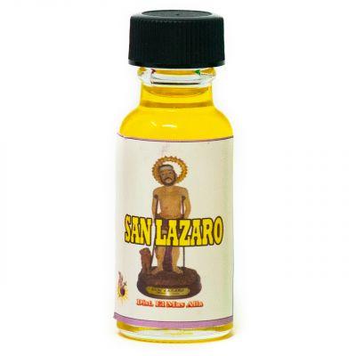 san lazaro olie