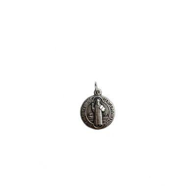 amuleto medalla san benito