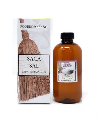Baño con Caja - Saca Sal